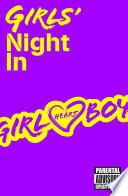 Girl Heart Boy  Girls  Night In  short story ebook 1