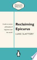 Reclaiming Epicurus  Penguin Special Book
