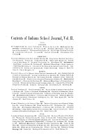 Indiana School Journal