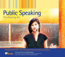 Public Speaking The Evolving Art Enhanced Edition