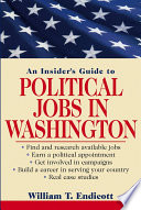 An Insider S Guide To Political Jobs In Washington
