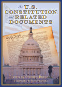 The U.S. Constitution and Related Documents Pdf/ePub eBook