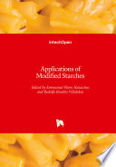 Applications of Modified Starches Book