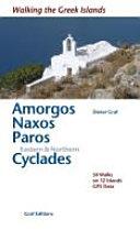 Amorgos, Naxos, Paros, eastern & northern Cyclades