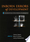 Inborn Errors Of Development Book PDF