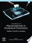 Handbook of Nanomaterials in Analytical Chemistry Book