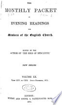 MONTHLY PACKET OF EVENING READINGS