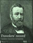 Pdf Travelers' Record