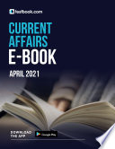 Current Affairs April E Book 2021 Get The Free Pdf Here