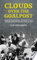 Clouds over the Goalpost Book