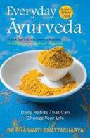 Everyday Ayurveda Book