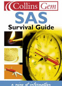 Collins Gem SAS Survival Guide Book
