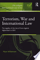 Terrorism, War and International Law