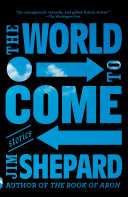 The World to Come Book