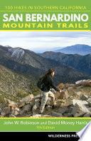 San Bernardino Mountain Trails Book