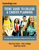 Teens Guide to College   Career Planning