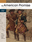 The American Promise, Volume A