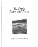 St  Croix Tales and Trails