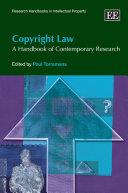 Copyright Law ebook