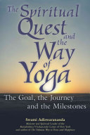 The Spiritual Quest and the Way of Yoga