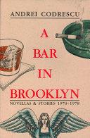 A Bar in Brooklyn