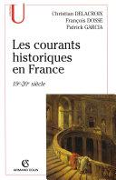 Pdf Les courants historiques en France Telecharger