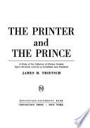 The Printer and the Prince