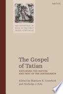 The Gospel Of Tatian Book PDF