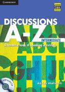 Discussions A Z Intermediate Book and Audio CD