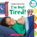 I m Not Tired  Book