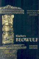 Klaeber s Beowulf and The Fight at Finnsburg