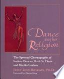 Dance was her Religion Book PDF