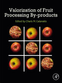 Valorization of Fruit Processing By-products