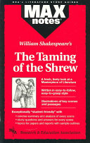 William Shakespeare s The Taming of the Shrew
