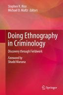 Doing Ethnography in Criminology [Pdf/ePub] eBook