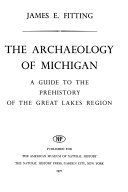 The Archaeology of Michigan
