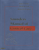 Saunders Manual Of Critical Care Book PDF