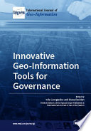 Innovative Geo Information Tools for Governance