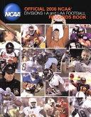 Official 2007 NCAA Football Records Book