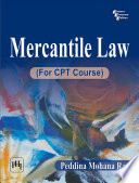 Mercantile Law  for Cpt Course