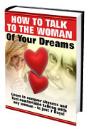 How to speak successfully to your dream woman