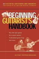 Beginning Guitarist s Handbook
