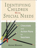 Cover of Identifying Children With Special Needs