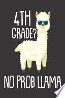 4th Grade? No Prob Llama