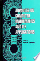 Advances On Computer Mathematics And Its Applications