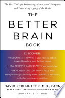 The Better Brain Book Book PDF