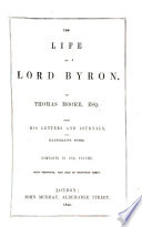 The Life of Lord Byron