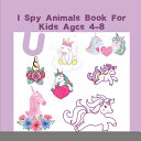 I Spy Animals Book For Kids Ages 4 8 Book PDF