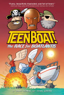 Teen Boat! the Race for Boatlantis ebook