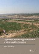 Pdf Legislation, Technology and Practice of Mine Land Reclamation